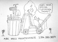 A&E Yard Cleaning and Maintenance