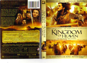 Kingdom Of Heaven (2005) Orlando Bloom, Eva Green (2 DVDs)