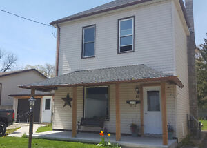 SINGLE FAMILY HOME WITH LOTS OF UPDATES!