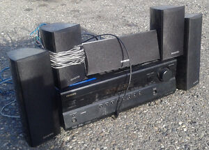 Onkyo Home Theater Receiver/Speaker Package Prince George British Columbia image 4