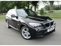 2012 12 BMW X1 2.0 Diesel XDrive M-Sport Manual ***4 Wheel Drive***
