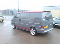 RH cup deep dish alloy wheels, 18inch, 5x112, Vw Transporter T4, Audi slammed