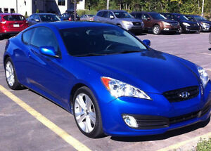 Hyundai Genesis Coupe 2012 IMPECCABLE!!!