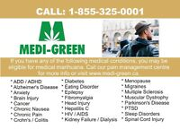Medi-Green Medical Cannabis Clinic