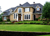 STUCCO *** PARGING *** PAINTING***LANSCAPING