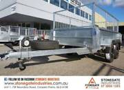 8x5 Tandem 1050mm High Sides Cage Box Trailer For Sale Coopers Plains Brisbane South West Preview