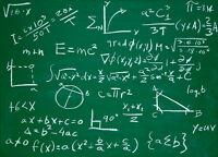 Tuteur de mathématiques niveau secondaire et collégial