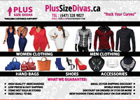 Men and Women Clothing, Plus Sizes, Shoes, Hand Bags, Swimwear