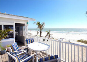 3 Bed Gulf Front Cottage Fort Myers Beach