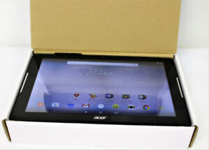 Acer Iconia One 10 Tablet -Black (Model# B3-A30)