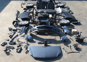 VOLVO PARTS BODY PARTS AND MECHANICAL PARTS