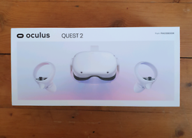 Oculus Quest 2 VR headset - 64GB - Like New - With cable for PC