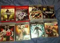 PS3 Games -- Need gone ASAP