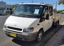 2003 Ford Transit Ute Turvey Park Wagga Wagga City Preview