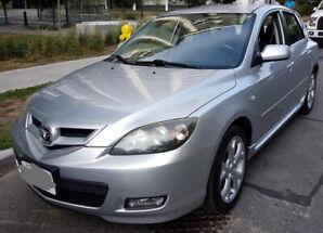 2008 Mazda 3 Sport GT - non smoker