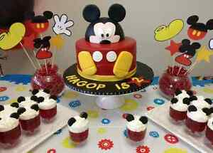Deliziose custom cakes and baked products Oakville / Halton Region Toronto (GTA) image 2