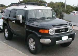 2007 Toyota FJ Cruiser VUS
