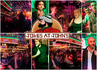 JOKE'S At JOHN'S, George Street's Official Comedy Night
