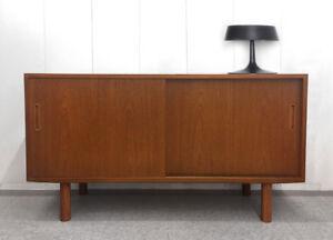 Vintage Danish Teak Solid Dresser