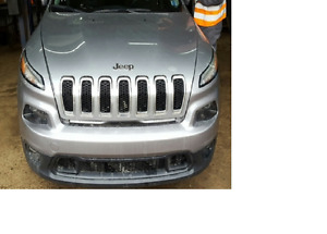COMPLETE FRONT CLIP 2015 CHEROKEE 2.4 AWD