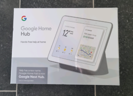 Google Home/Nest Hub - New and sealed
