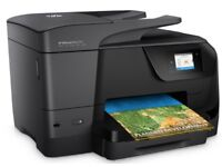 New in Box HP Officejet Pro 8710 All-in-one Multifunction Wireless Inkjet Printer