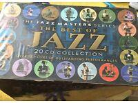 4x box sets music 80 CDs
