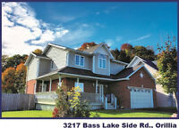 Orillia - 4+1 Bedroom - 2.5 Bath - 3250 Sq.Ft Finished