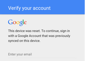 Google FRP Lock Removal / Bypass - All Android Devices