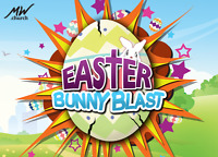 4TH ANNUAL EASTER BUNNY BLAST