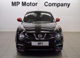 2013 62 NISSAN JUKE 1.6 NISMO DIG-T 5D 7SP AUTO 200 BHP 4WD HATCH,40-000M FNSH