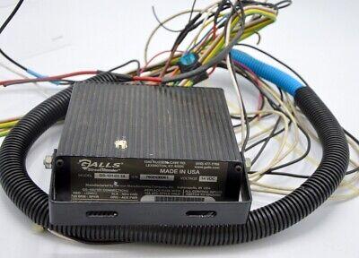 400W G1 Sound Loud Car Warning Alarm Police Fire Siren Horn PA Speaker System JA