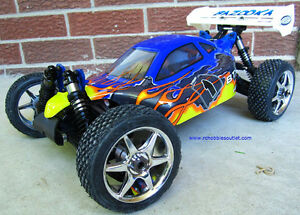 New RC Buggy/Car Brushless Electric BT9 Pro Version Bazooka Kitchener / Waterloo Kitchener Area image 8