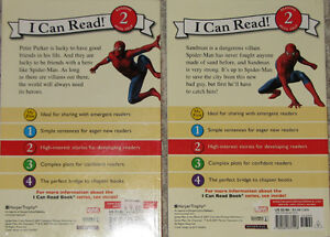 Qty 2 x I Can read Spiderman 3 Book & 5 Toys (Lot #4) London Ontario image 2