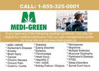 Medi-Green Medical Cannabis Clinic