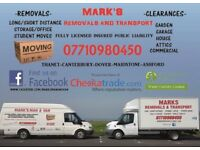 MARKS REMOVALS AND TRANSPORT