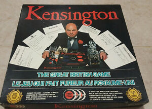 Kensington- Great British Board Game
