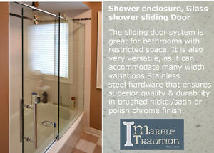 FrameLess Shower Glass Enclosures AND MORE... Stratford Kitchener Area image 2