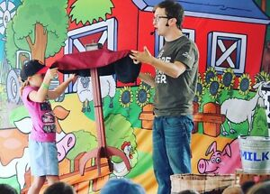 Comedy Children's Magician & Entertainer Cambridge Kitchener Area image 2