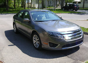 2010 Ford Fusion SEL, Ford warranty 9 months, Leather, GPS