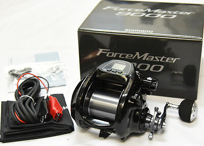 Shimano Force Master 9000 Big GAME Electric Reel From Japan