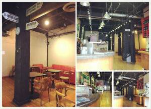 Cheers! Good space for private function and event