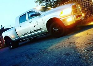 2012 Dodge Ram tow truck for sale