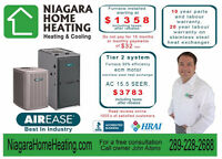 $1358 FOR A BRAND NEW FURNACE!!
