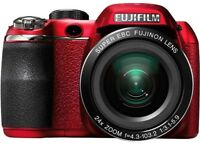 Fujifilm finepix s4200 red