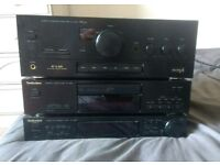 Technics hifi system -open to offers