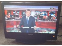 """Luxor 16"""" TV DVD Combi HD Ready Freeview TV"""