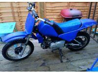 Yamoto py 80cc 2 stroke.£300