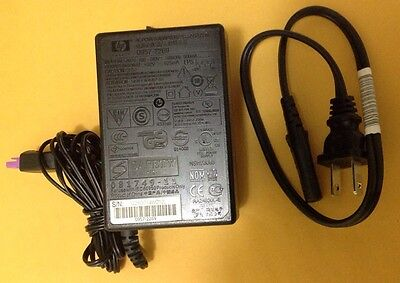 HP 0957-2269 AC POWER ADAPTER WITH CORD GENUINE FREE N FAST DLV 2-5 DAYS