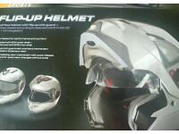 FLIP MOTORCYCLE HELMET